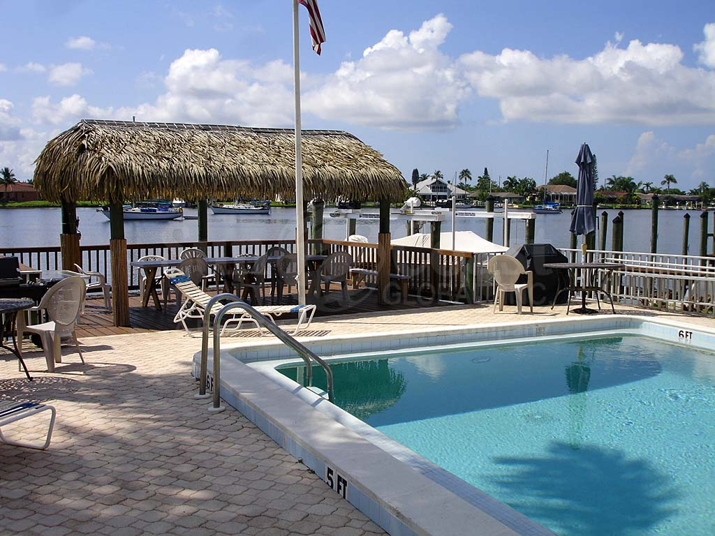 Bimini View Community Pool and Cabana